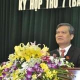 Bí thư tỉnh Hưng Yên giữ chức Phó trưởng ban Nội chính Trung ương