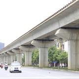 Đường sắt Cát Linh - Hà Đông: Tổng thầu Trung Quốc nợ nhà thầu Việt Nam 400 tỷ đồng