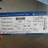 Vietnam Airlines cảnh báo nguy cơ mua vé giả qua facebook