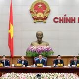 Phiên họp Chính phủ cuối cùng của Thủ tướng Nguyễn Tấn Dũng