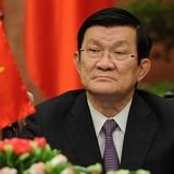 Ông Trương Tấn Sang thôi chức Chủ tịch nước