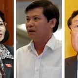 Danh sách ứng cử viên 3 chức danh lãnh đạo cấp cao