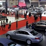 Vì sao nhập khẩu ô tô Thái Lan tăng mạnh?