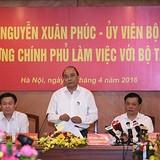 Thủ tướng Nguyễn Xuân Phúc: Giữ nợ công, nợ Chính phủ trong ngưỡng an toàn