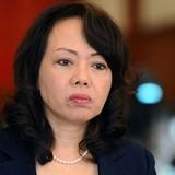 Vì sao Bộ trưởng Y tế không có trong danh sách ứng viên đại biểu Quốc hội?