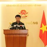 Thượng tướng Võ Văn Tuấn thông tin toàn bộ quá trình tìm kiếm 2 máy bay gặp nạn
