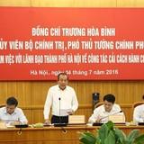 Phó thủ tướng: Xử lý chủ đầu tư nợ thuế nhưng vẫn phải cấp sổ đỏ cho dân