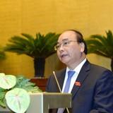 Thủ tướng Nguyễn Xuân Phúc: Nợ công cao, áp lực trả nợ lớn