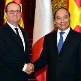 Thủ tướng mong muốn Pháp ủng hộ lập trường của ASEAN về Biển Đông