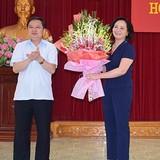 Bà Phạm Thị Thanh Trà được bầu làm Bí thư tỉnh Yên Bái