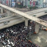 Học kinh nghiệm Trung Quốc cấm xe máy ngoại tỉnh vào Hà Nội