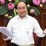 """Thủ tướng: Phải chống tham nhũng, chống tình trạng """"sân trước, sân sau"""""""