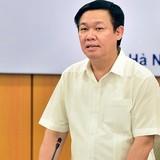 Phó thủ tướng Vương Đình Huệ: Nghiên cứu bỏ trần lãi suất huy động 6 tháng