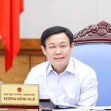 Phó thủ tướng Vương Đình Huệ: Bằng mọi biện pháp giảm lãi suất cho vay