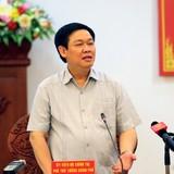 """Phó thủ tướng Vương Đình Huệ: """"Dứt khoát không để nợ cho đời sau gánh!"""""""