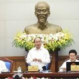 Thủ tướng: Không thể để ăn Tết xong mới bàn đến quý I