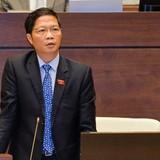 """Chất vấn về thép Cà Ná: Bộ trưởng khẳng định """"không có lợi ích nhóm"""""""