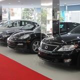 Chính thức đưa sản xuất, nhập khẩu ô tô vào mục kinh doanh có điều kiện