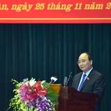 Thủ tướng nói về vụ kỷ luật ông Vũ Huy Hoàng