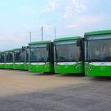 Hà Nội chạy miễn phí xe buýt nhanh một tháng, kể từ 1/1/2017
