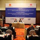 Môi trường kinh doanh Việt Nam thế nào sau 3 năm thực hiện Nghị quyết 19?