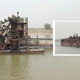 Bộ Giao thông vận tải tạm dừng dự án nạo vét trên sông Cầu