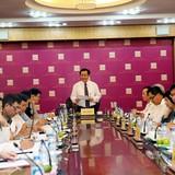 Bộ Chính trị kiểm tra công tác cán bộ tại Bộ Xây dựng