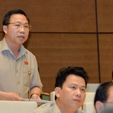 """Vụ """"doanh nghiệp tố Hải Phòng lật kèo"""": Đại biểu tranh luận với Tổng thanh tra"""