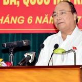 """Thủ tướng: """"Không có chuyện Hà Nội mở rộng đến Thái Nguyên, Hòa Bình"""""""