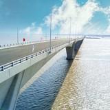 Loạt sai sót tại cầu vượt biển dài nhất Việt Nam: Bao giờ khắc phục xong?