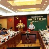 Cảnh cáo, khai trừ Đảng nhiều cán bộ thuộc Ban Chỉ đạo Tây Nam Bộ