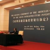 Việt Nam chính thức tham gia Ngân hàng Đầu tư cơ sở hạ tầng Châu Á