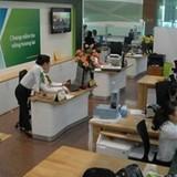 Tín dụng trung và dài hạn tăng mạnh, Vietcombank lo rủi ro thanh khoản