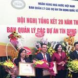 SHB đạt thành tích xuất sắc trong giải ngân dự án tài trợ doanh nghiệp SME