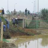 Lần thứ 5 vỡ ống nước Sông Đà, hàng ngàn hộ dân bị ảnh hưởng