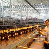 Quý I/2014: Lợi nhuận công ty mẹ Habeco tăng 41%