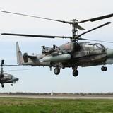 Nga bắt đầu xuất khẩu trực thăng Alligator cho nước ngoài