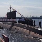 """Truyền thông Anh rầm rộ đưa tin về vụ """"chặn tàu ngầm của Putin"""""""