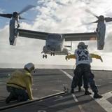 Biển Đông: Mỹ sẽ triển khai thủy quân lục chiến từ 2019