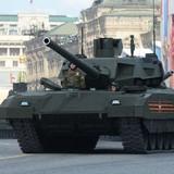 """Nhà sản xuất Nga """"khoe"""" kết quả thử nghiệm siêu tăng Armata"""