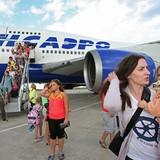 Ukraine phạt hãng hàng không Nga 28 triệu USD vì bay tới Crimea