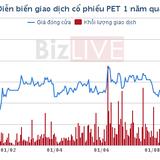 PET: Lợi nhuận quý III thấp nhất 2,5 năm