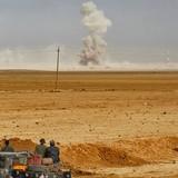 Tướng Nga cáo buộc máy bay của Liên minh đánh bom vào các khu dân cư ở Mosul - Iraq