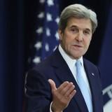 """Ông Kerry cảnh báo giải pháp hai nhà nước Israel - Palestine """"đang gặp nguy"""""""
