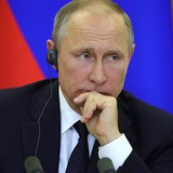 Ông Putin sa thải 8 tướng lĩnh