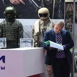 """Nga chuẩn bị sản xuất hàng loạt """"áo tàng hình"""" cho lực lượng an ninh"""