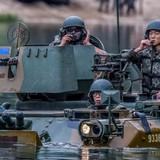 Hàn Quốc liên tiếp tập trận đối phó với Triều Tiên