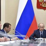 Ông Putin chưa quyết định có tranh cử 2018 hay không