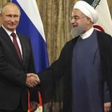 Ông Putin đến Iran bàn về Syria, thỏa thuận hạt nhân