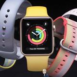 Apple xác nhận lỗi kết nối trong Watch Series 3